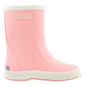 Wijs west Bergstein Regenlaars Bergstein Soft Pink  Pastel Bergstein Kleding & Accessoires Regenkleding Regenlaarsjes