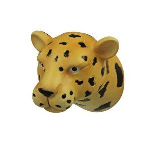 wandhaak leopard jungle kamer