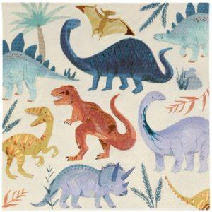 meri meri dino online feest Dinosaur Kingdom