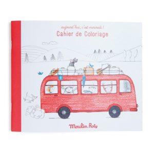 moulin rote knutselen online wijs west webshop kleurboek