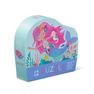 3841192 puzzel zeemeermin wijs west speelgoed winkel online crocodile creek