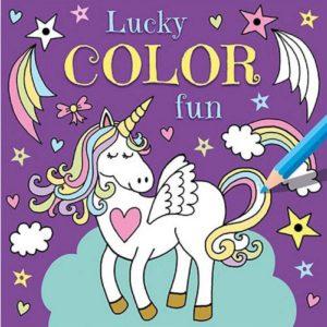 kleurboek uniocron online wijs west eenhoorn