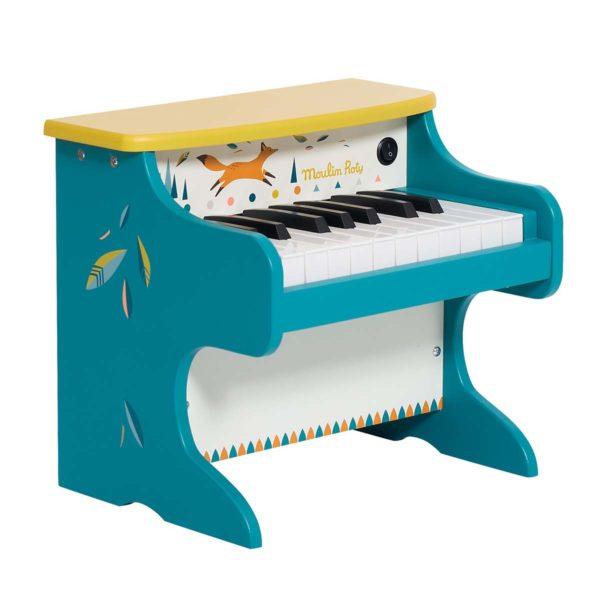 Moulin Roty kinder piano online shoppe Wijs West winkel amsterdam