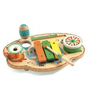 Djeco online Wijs West muziekinstrumenten