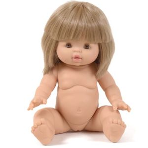 Paola Reina pop met blond haar