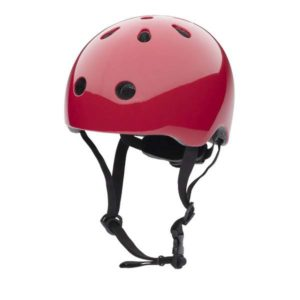 coconut helmet rood