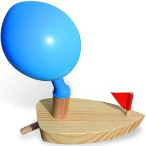 houten bootje vilac