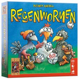 regenwormen spel 999games