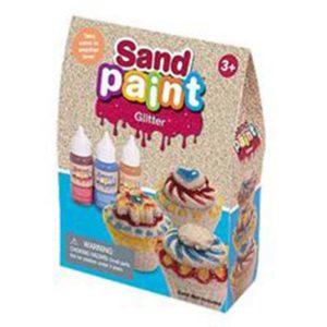 glitter sand relevant play