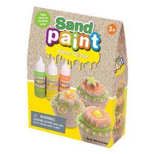 SandPaint! Deco kinetisch sand verven
