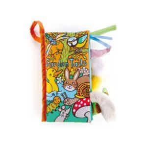 Wijs west Jelly Cat Jellycat Garden Tails Book 670983102109 Jellycat20 Speelgoed & Spellen Knuffels