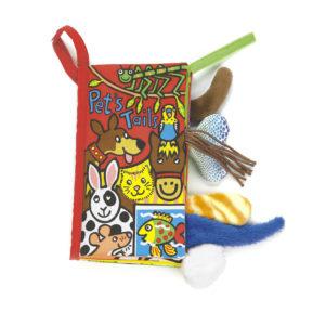 Wijs west Jelly Cat Jellycat Tails Pet Book 670983047080 Jellycat20 Speelgoed & Spellen Knuffels
