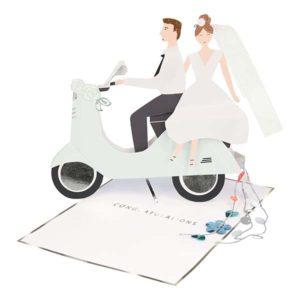 kaart scooter
