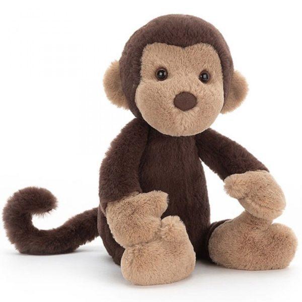 Wijs west Jelly Cat Jellycat Woody Bear Medium 670983125139 Jellycat20 Speelgoed & Spellen Knuffels