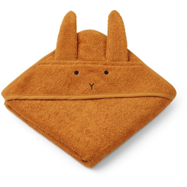 Wijs west Liewood Liewood Albert Hooded Towel 5713370034487 Liewood Verzorging Wassen & meer