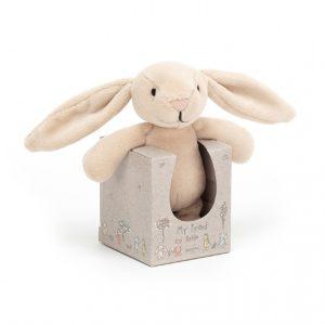 Wijs west Jelly Cat Jellycat My Friend Bunny Rattle 670983121353 Jellycat20 Speelgoed & Spellen Knuffels