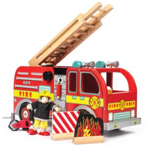 brandweerwagen le toy van
