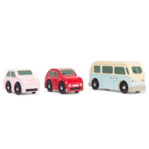 houten auto's Le Toy Van