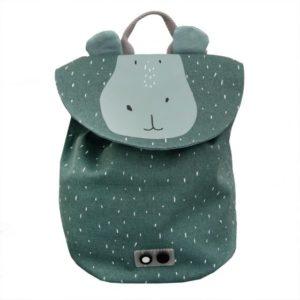 Trixie Mini Rugzak Mr. Hippo