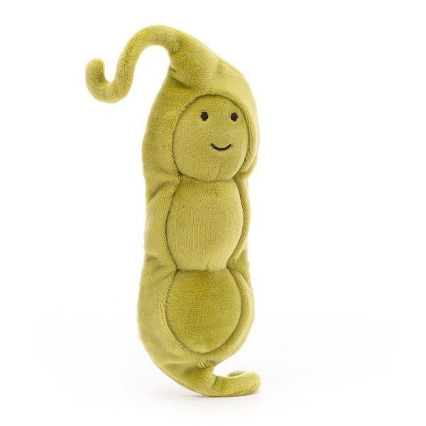 Wijs west Jelly Cat Jellycat Vivacious Vegetable Pea 670983122138 Jellycat20 Speelgoed & Spellen Knuffels