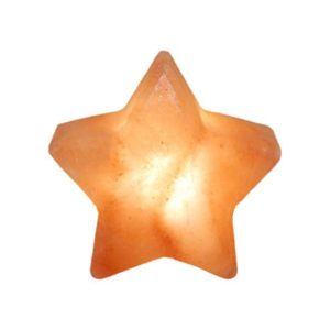 Zoutlampje ster