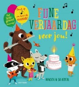 Wijs west  Fijne Verjaardag Voor Jou 9789025767846 Gottmer Boeken & Kleurboeken Prentenboeken