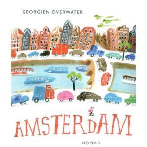 Wijs west  Amsterdam 9789025865740 Leopold Boeken & Kleurboeken Prentenboeken