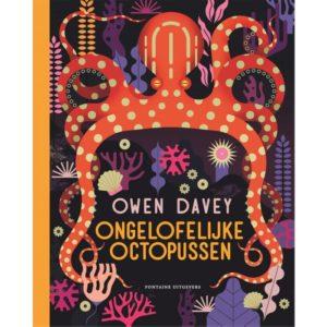 Wijs west  Ongelofelijke Octopussen 9789059565494 Fontaine Uitgevers Boeken & Kleurboeken Informatieve & Handboeken