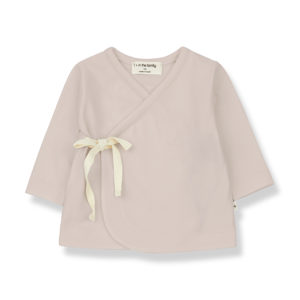 Wijs west 1+ in the Family Babette nude   1More-AW20  Kleding & Accessoires Shirts