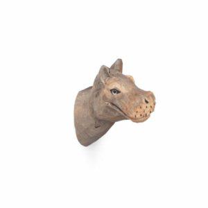 Ferm Living Wandhaak Hippo