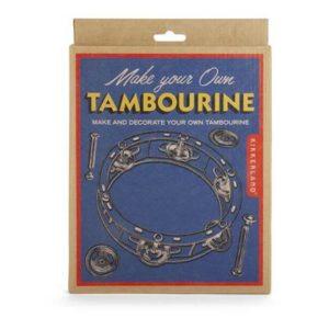 Maak je eigen Tamboerijn kikkerland