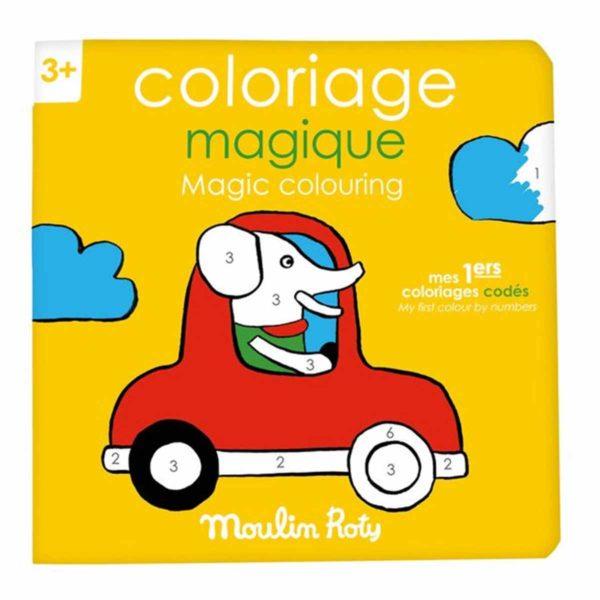 Moulin Roty Kleurboek Magie