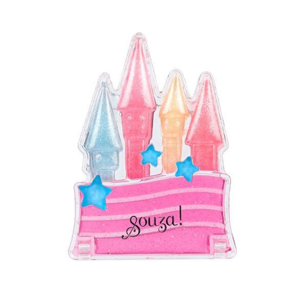 Souza Lipgloss Ariane Castle