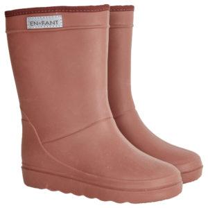 Wijs west En Fant En Fant Thermo Boots Leo Wine  AW20 Enfant Kleding & Accessoires Schoenen Regenlaarsjes
