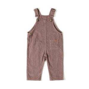 Wijs west Nixnut Nixnut Dungaree Mauve  AW20 Nixnut Kleding & Accessoires Jumpsuits & Overalls
