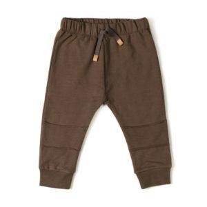 Wijs west Nixnut Nixnut Jogger Choco  AW20 Nixnut Kleding & Accessoires Broeken