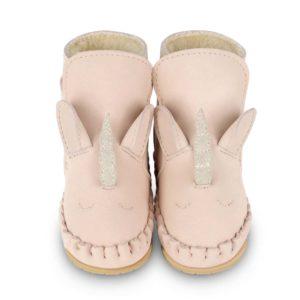 Wijs west Donsje  Donsje Kapi Exclusive Unicorn  Donsje Aw20 Kleding & Accessoires Schoenen Slofjes