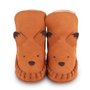Wijs west Donsje  Donsje Kapi Special Fox  Donsje Aw20 Kleding & Accessoires Schoenen Slofjes