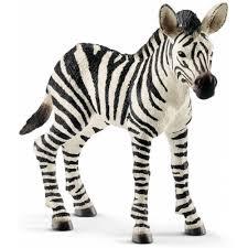 Wijs west Schleich Schleich Zebra Veulen 4055744020797 Schleich Speelgoed & Spellen spelen