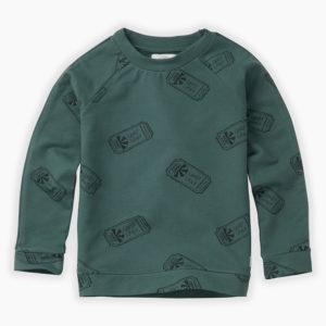 Wijs west Sproet & Sprout Sproet & Sprout Sweatshirt Raglan Ticket   Sproet AW20 Kleding & Accessoires Sweaters & Truien