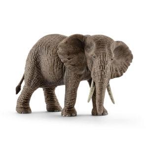 Wijs west Schleich Schleich Afrikaanse Olifant Vrouwtje 4005086147614 Schleich Speelgoed & Spellen spelen