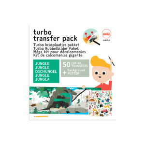 Turbo Transfer Pack 'JUNGLE'