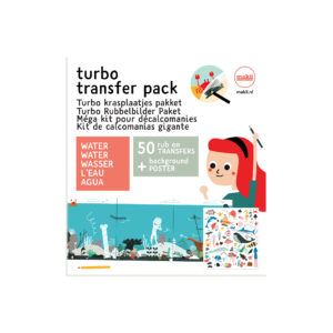Turbo Transfer Pack 'WATER'