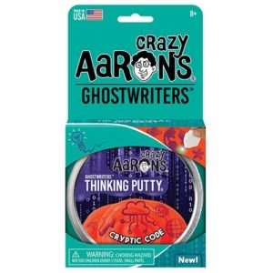 Aarons Putty Cryptic Code