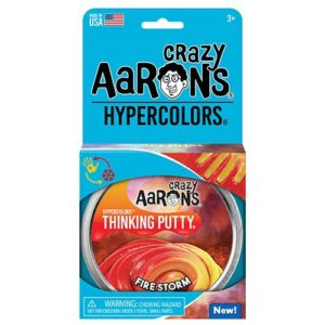 Aarons Putty Fire Storm