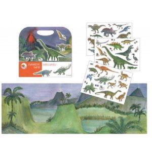 Egmont Toys Magneetspel dinosaurus
