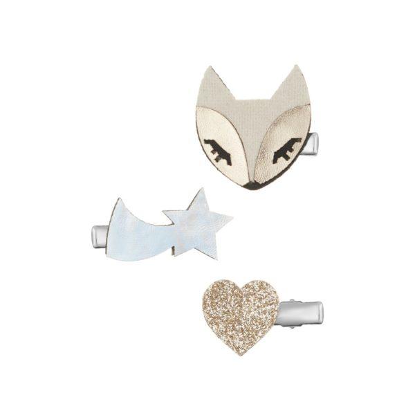 Mimi & Lula Arctic Fox Clip Pack