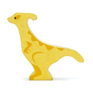 Wijs west Tender Leaf Toys Dino - Parasaurolophus 191856047636   Speelgoed & Spelen Houten Speelgoed