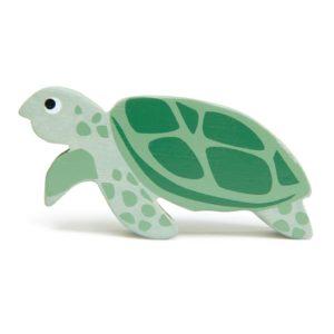 Tender Leaf zeedier Zeeschildpad