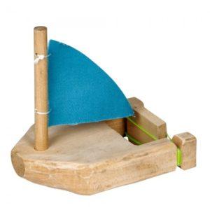 Wijs west Nature Zoom Nature Zoom Houtsnijwerk Boot 4029753138859 Spelendgoed Speelgoed & Spellen Experimenteren